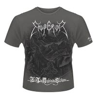 Emperor In The Nightside Eclipse Sleeve T-Shirt