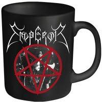 Emperor Pentagram And Shield Coffee Mug