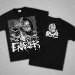 Enabler Shift Of Redemption Black T-Shirt