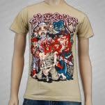 Enter Shikari All Eyes Tan T-Shirt