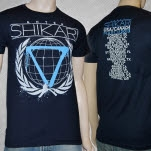 Enter Shikari Blue Tour Navy T-Shirt