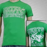 Enter Shikari Herts Green T-Shirt