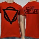 Enter Shikari New Logo Red T-Shirt