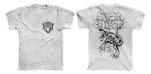 Enter Shikari Pocket Graffiti White T-Shirt