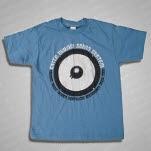 Enter Shikari Record Blue T-Shirt