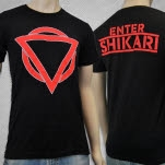 official Enter Shikari Return To Black T-Shirt