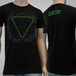 Enter Shikari Stealth Black T-Shirt