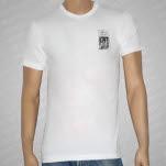 Equal Vision Records Logo White T-Shirt