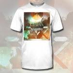 ERRA Augment Album Art White T-Shirt