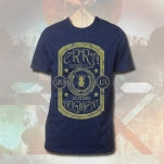 ERRA Beetle Navy T-Shirt
