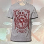 ERRA Eagle Heather Grey T-Shirt