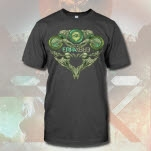 ERRA Eye Charcoal T-Shirt