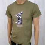Ester Drang Rabbit Khaki T-Shirt