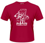 Evel Knievel Number 1 T-Shirt