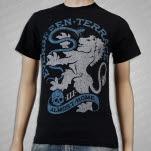 Evergreen Terrace Lion Dance Black T-Shirt