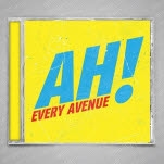 Every Avenue Ah EP CD