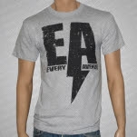 Every Avenue Bolt Heather Gray T-Shirt