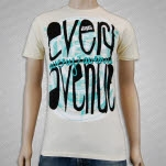 Every Avenue Spiral Natural T-Shirt