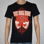 Every Bridge Burned Skull Flower T-Shirt