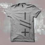 Everyone Dies In Utah Polarities Heather Grey T-Shirt