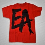 eXPLORe Apparel EA BlackRed T-Shirt