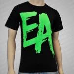 eXPLORe Apparel EA Green Black T-Shirt