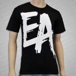 eXPLORe Apparel EA White Black T-Shirt