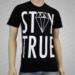eXPLORe Apparel Stay True Black T-Shirt