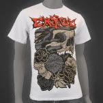 Extol Decay White T-Shirt