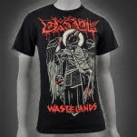 Extol Wastelands Black T-Shirt