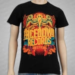 Facedown Records Facedown Records 2012 Black T-Shirt