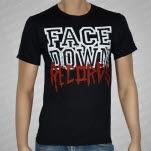 Facedown Records Live Shot Black T-Shirt