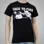 Face To Face Boxers Black T-Shirt