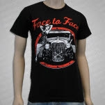 Face To Face Hot Rod Black T-Shirt
