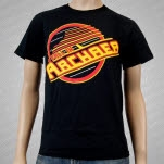 Fall In Archaea Skate Black T-Shirt