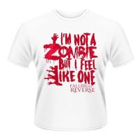 Falling In Reverse Zombie White T-Shirt