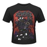 Falling In Reverse Video Game T-Shirt