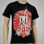 Fallstar Bomb Black T-Shirt