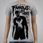 Famous Last Words Breather Heather Gray T-Shirt