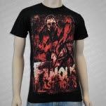 Famous Last Words Chainsaw Black T-Shirt