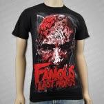Famous Last Words Freddy Black T-Shirt