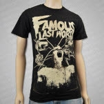 Famous Last Words TVs Black T-Shirt