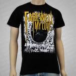 Farewell    My Love Mirror Mirror Black T-Shirt