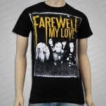 Farewell    My Love Photo Black T-Shirt
