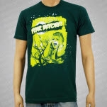 Fear Before Horror Green T-Shirt