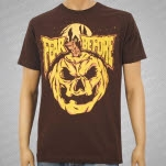Fear Before Pumpkin Brown T-Shirt