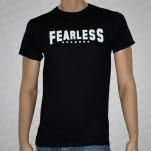 Fearless Records Logo Black T-Shirt