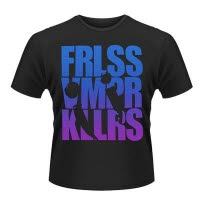 Fearless Vampire Killers Logo T-Shirt
