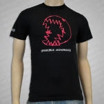 Fiddler Records Monster Black T-Shirt