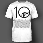 Finch X White T-Shirt